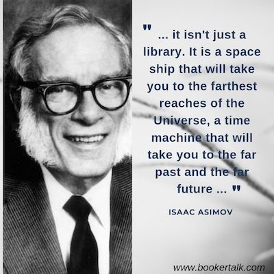 Isaac Asimov - public libraries