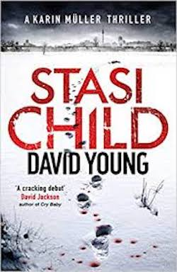 Stasi Child by David Young