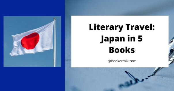5 books of Japanese Literature