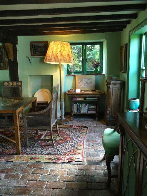 Monk House, Virginia Woolf's final home