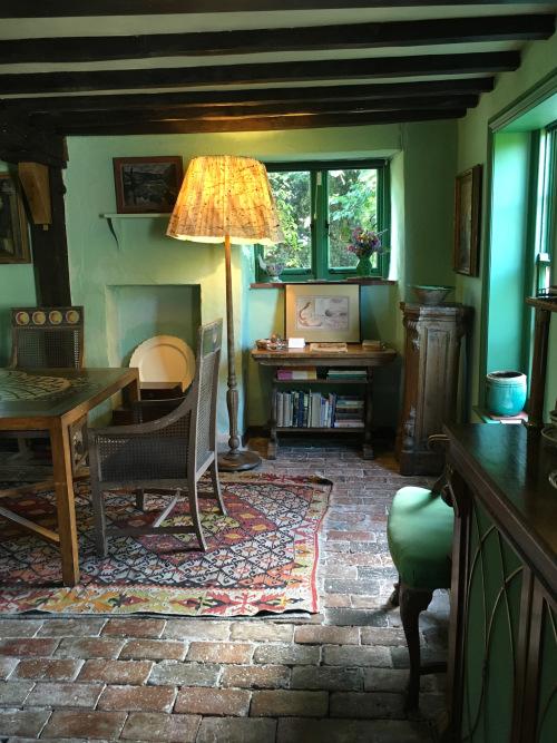 Monk House, Virginia Woolf's final home
