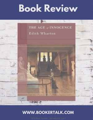 Cover ofThe Age of Innocence by Edith Wharton