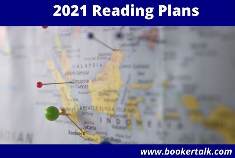 my reading plans for 2021 include exploring authors from around the world