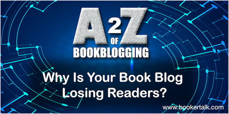 Why is your book blog losing readers?