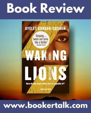 Cover image of Waking Lions by Ayelet Gundar Goshen