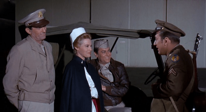 Captain Newman MD Gregory Peck (21)