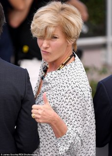 Emma Thompson Cannes 2017-19