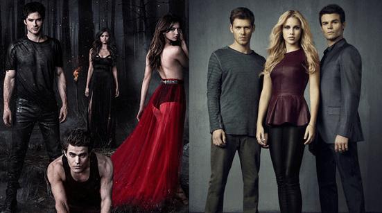 Vampire Diaries + The Originals