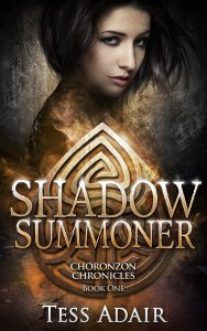 Shadow Summoner by Tess Adair