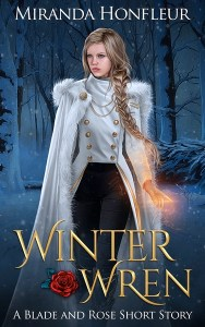 Winter Wren by Miranda Honfleur