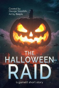 The Halloween Raid by George Saoulidis