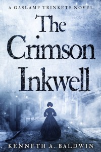 The Crimson Inkwell by Kenneth A. Baldwin