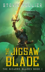 The Jigsaw Blade: The Bizarre Blades Book 1 by Stevie Collier