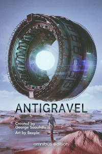 Antigravel Omnibus 1 by George Saoulidis