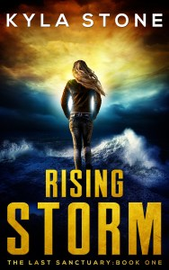 Rising Storm by Kyla Stone