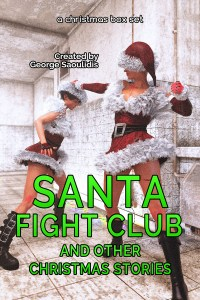 Santa Fight Club and Other Christmas Stories by George Saoulidis
