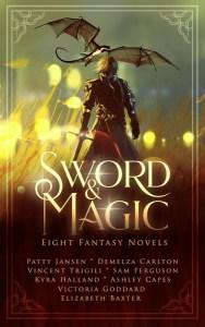 Sword & Magic by Patty Jansen