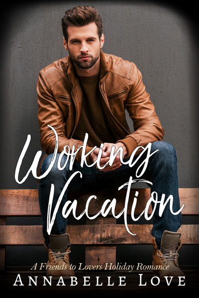 Working Vacation Cover
