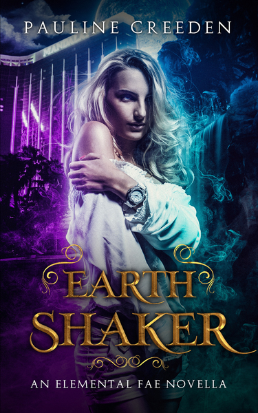 Earth Shaker by Pauline Creeden