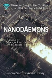 Nanodaemons by George Saoulidis