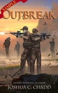 Outbreak (Sample) by Joshua C. Chadd
