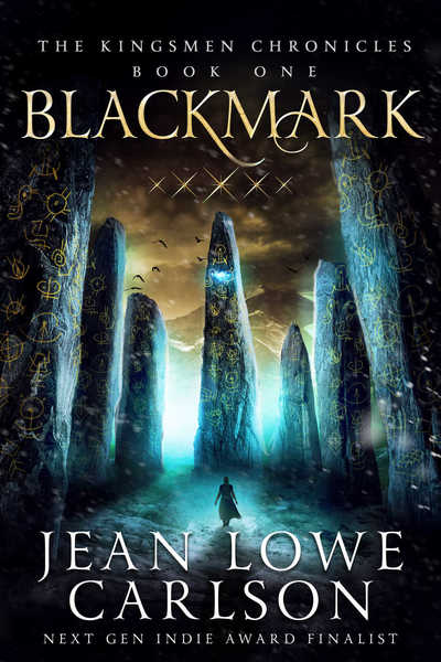 Blackmark (The Kingsmen Chronicles #1) by Jean Lowe Carlson
