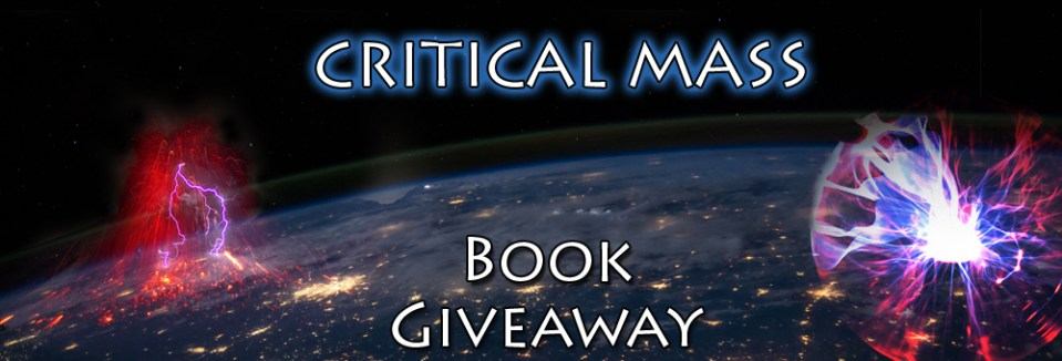 Critical Mass Book give away