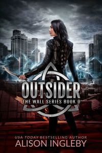 Outsider by Alison Ingleby