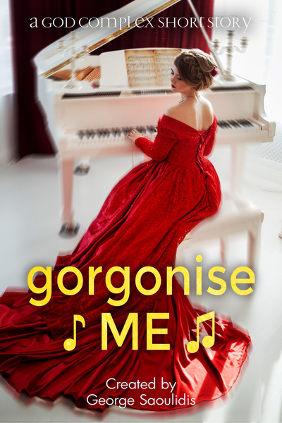 Gorgonise Me Cover