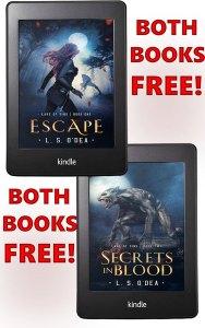 Lake of Sins: Escape by L. S. O'Dea