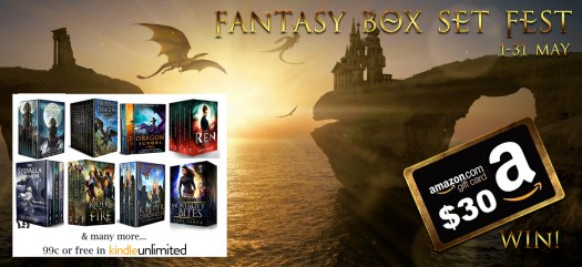 Fantasy Box Set Fest & Awesome Book Promotions