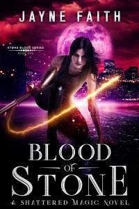 Blood of Stone by Jayne Faith