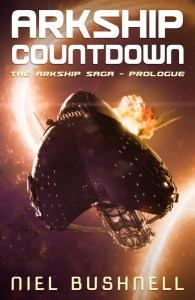 Arkship Countdown by Niel Bushnell