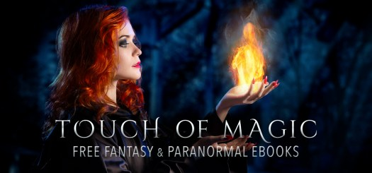 Free Fantasy and Science Fiction in June with a touch of magic