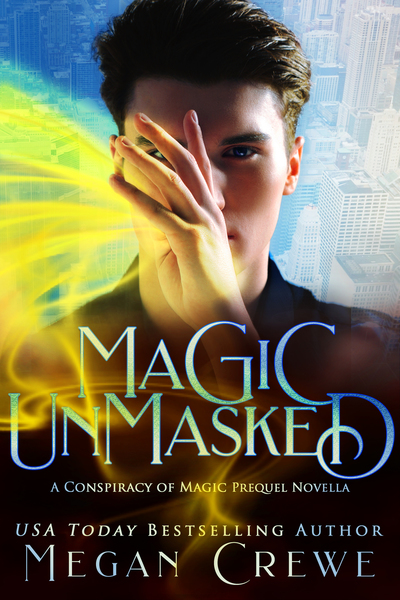Magic  Unmasked  Cover