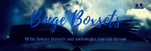 Awesome Book Promotions - Binge Boxsets, all the fantasy boxsets and anthologies you can devour