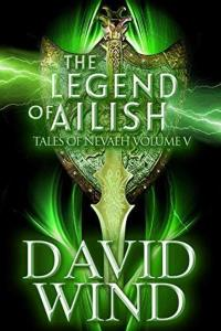 The Legend of Ailish by David Wind