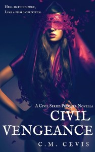 Civil Vengeance by C.M. Cevis