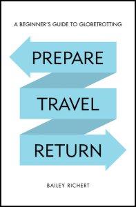 Prepare Travel Return Book Cover_Print Ready