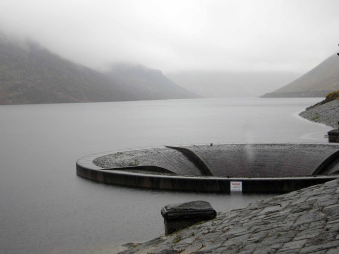 The Silent Valley water reservoir (Belfast\\'s water storage facility)