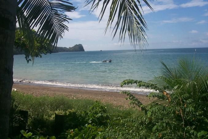 Costa Rican Beach near Jaco