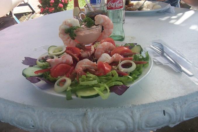 Great Sea Food in Costa Rica