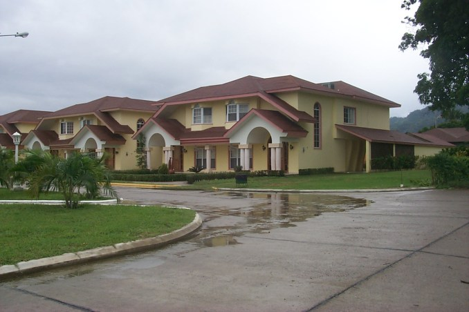 Tourist rental houses in La Ceiba Honduras
