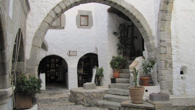 House on Patmos