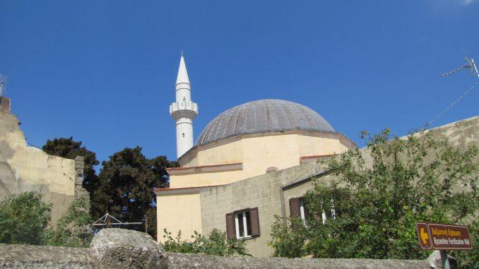 Church in Rhodes