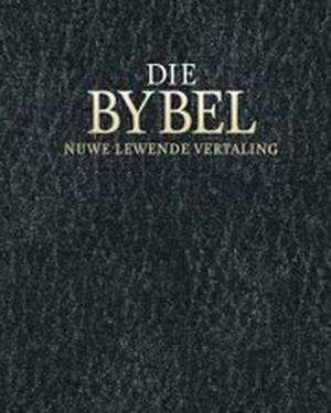 Holy Bible (NIV - Giant Print) - Black