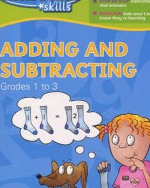 Smart-Kids Skills Grade 1 - 3 Adding and Subtracting