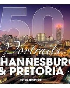50 Portraits : Johannesburg & Pretoria