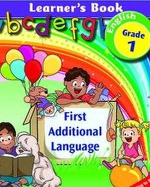 New All-In-One Grade 1 First Add Lang Learner's Book (Full-colour)