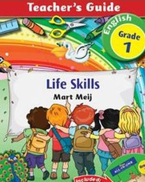 New All-in-One Grade 1 Life Skills Teacher's Guide (CD included)